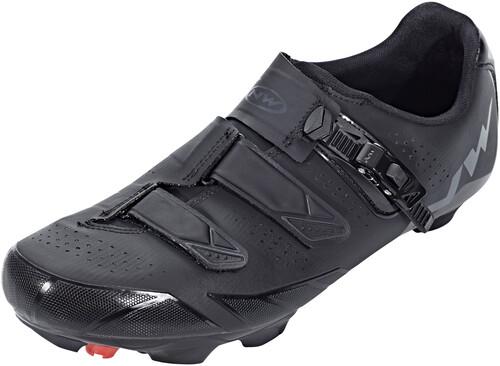Chaussures Gris Northwave Pour L'été Avec Des Hommes De Fermeture Velcro 4l4k06